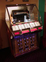 Seeburg R Jukebox