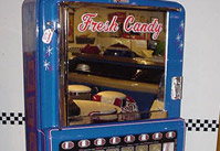 Vintage Candy Machines