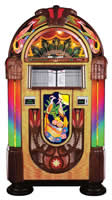 "Rock-Ola ""Peacock"" CD Jukebox"