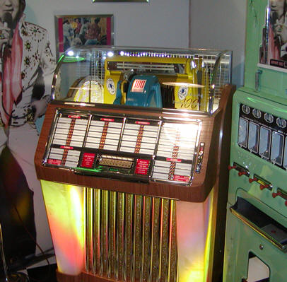 Seeburg C Jukebox