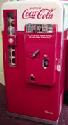 Restored Vendo 56 Soda Vending Machine