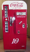 Restored Vendo 81D Soda Vending Machine