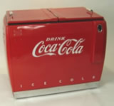 Restored Westinghouse WD10 Soda Vending Machine
