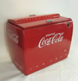 Restored Westinghouse WD12 Soda Vending Machine