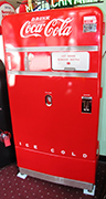Restored Vendo 83 Coca-Cola Machine